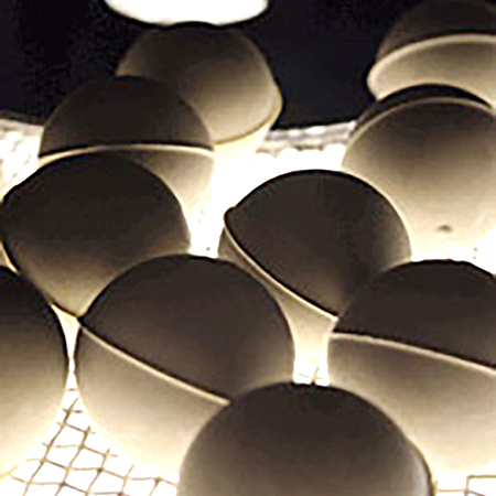 screen balls