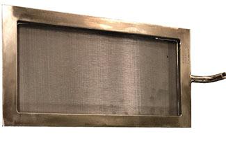 Ultrasonic GEMA Powder Coating Frames